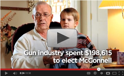 New ad! A gun owner who wants gun reform.