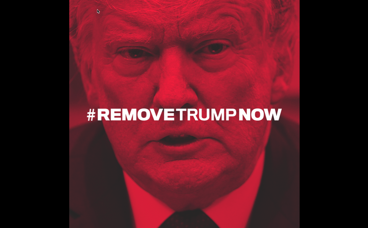 SIGN THE PETITION: Impeach Trump now ...
