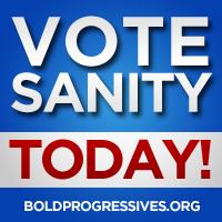 Vote Sanity Today!