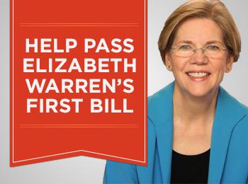 Stand with Elizabeth Warren