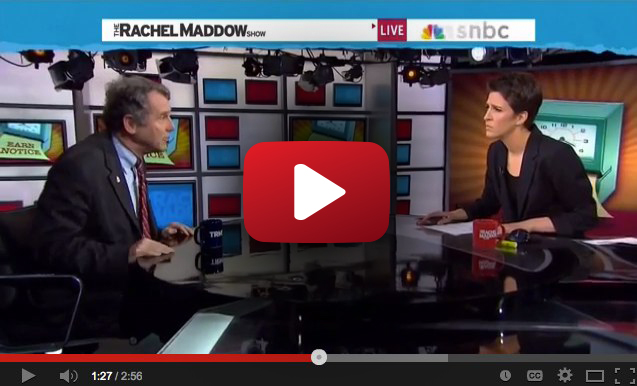 WATCH: Sen. Brown on Maddow