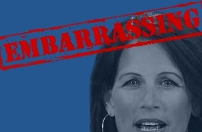 Bachmann--Embarrassment?