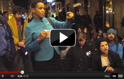 Donna Edwards - Occupy America