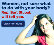 Stupak ad
