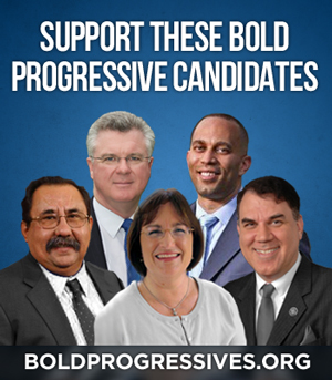 Bold candidates