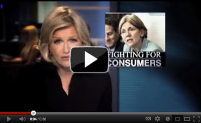 Bold new ad from Elizabeth Warren