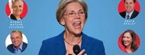NEW REPUBLIC: Elizabeth Warren Is Taking Control of the Democratic Agenda