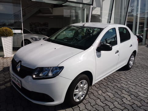 RENAULT LOGAN AUTHENTIQUE HI-FLEX 1.0 4P