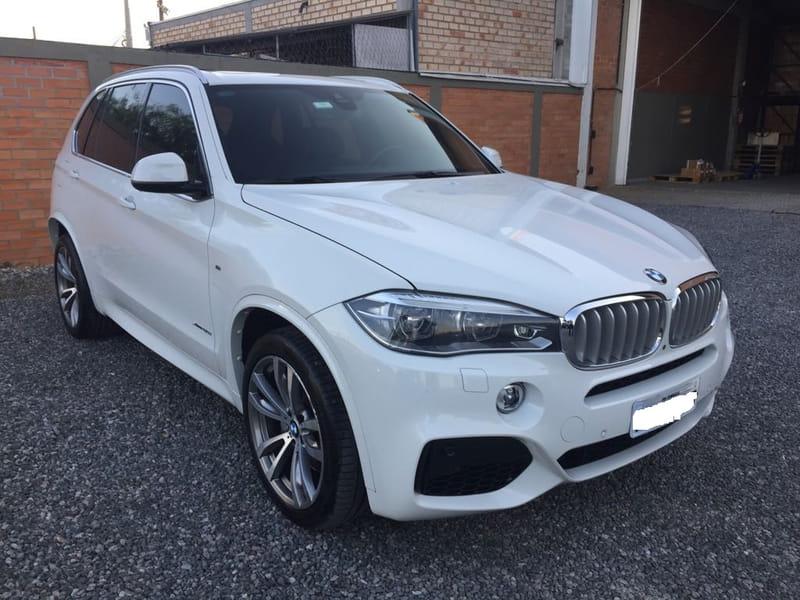 BMW X5 XDRIVE 50I SPORT M 4.4 4X4 V8 450 CV