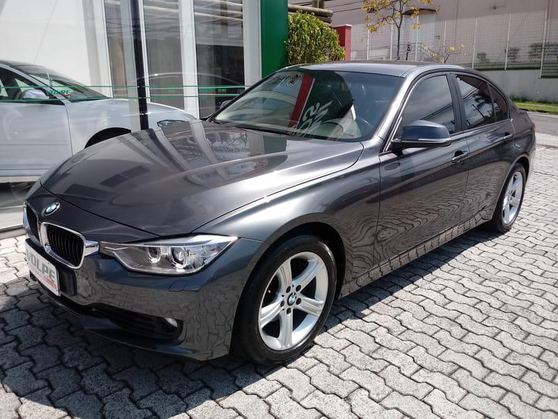 BMW 320I 2.0 TURBO AUT 184CV