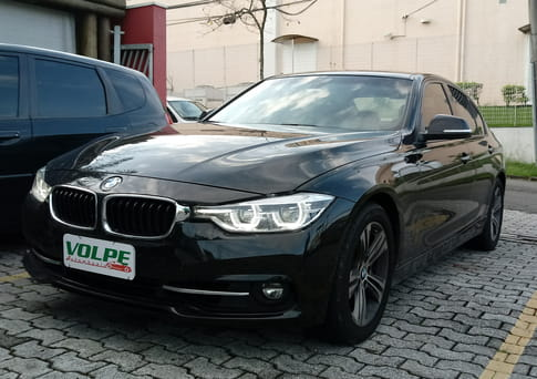 BMW 320IA 2.0 TURBO ACTIVEFLEX 16 V 184CV 4P