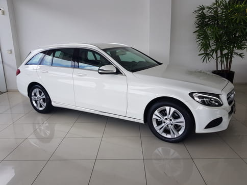MERCEDES-BENZ C-180 CGI ESTATE AVANT. 1.6 TB 16V AUT