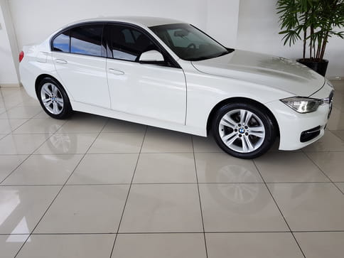 BMW 320i 2.0 SPORT GP 16V TURBO GASOLINA 4P AUT