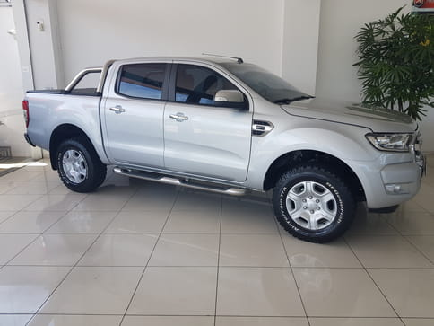 FORD RANGER CD XLT TB 2.5D 4P