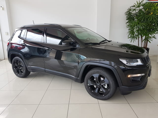JEEP COMPASS 2.0 16V FLEX NIGHT EAGLE 4X2
