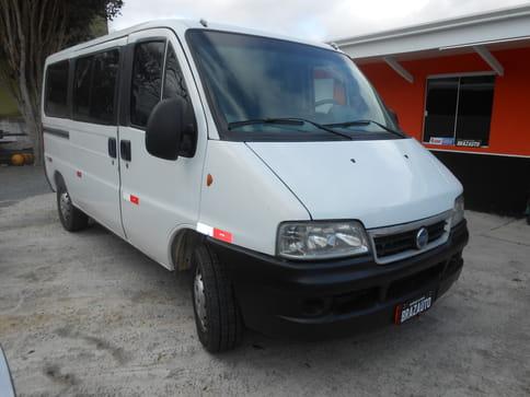 FIAT DUCATO MINIBUS Van 2.8 4P