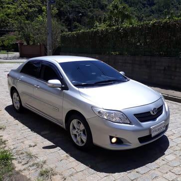 2009 toyota corolla sedan xei 1.8 16v basico
