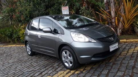 2011 honda fit lx 1.4 16v flex aut.