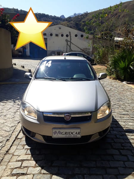 FIAT SIENA EL (N. SERIE) (STILE) 1.0 8V FLEX 4P