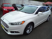 2014 FORD FUSION 2.5