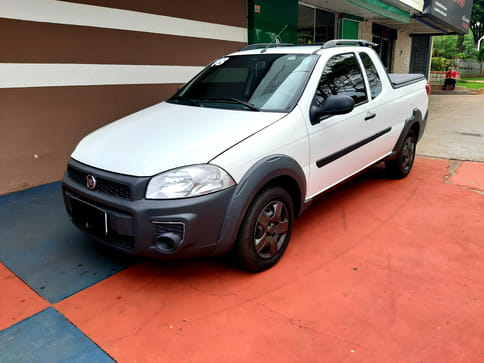 STRADA 1.4 MPI HARD WORKING CE 8V FLEX 2P MANUAL 2018 FLEX