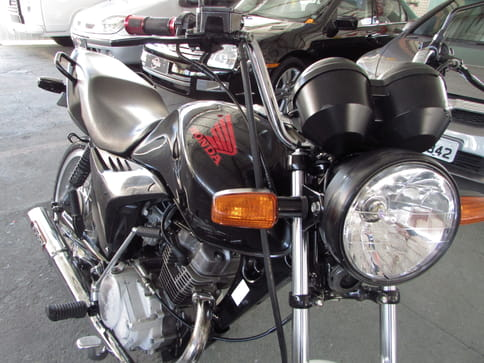 2011 HONDA CG 125 FAN KS