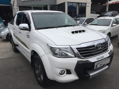 TOYOTA HILUX LIMITED EDITION SRV 3.0 16v 4X4 CD AUT