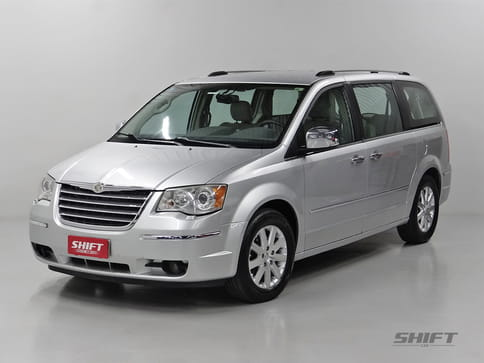 2009 chrysler town & country 3.8