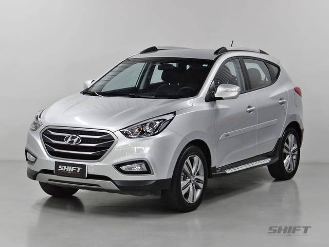 HYUNDAI IX35 4X2 AT 2.0 16V FLEX 4P