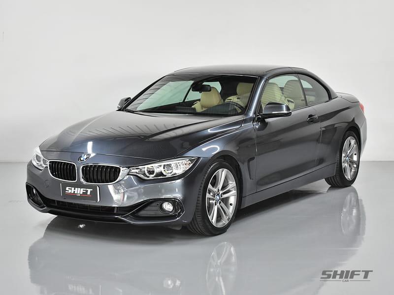 BMW 430I CAB. SPORT LIMITED ED.2.0 TB 2P