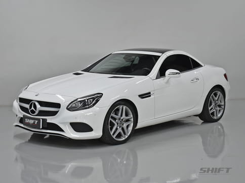 MERCEDES-BENZ SLC-300 2.0 Turbo 245cv