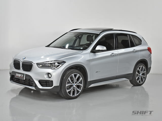BMW X1 2.0 16V TURBO XDRIVE25I SPORT 4P AUT