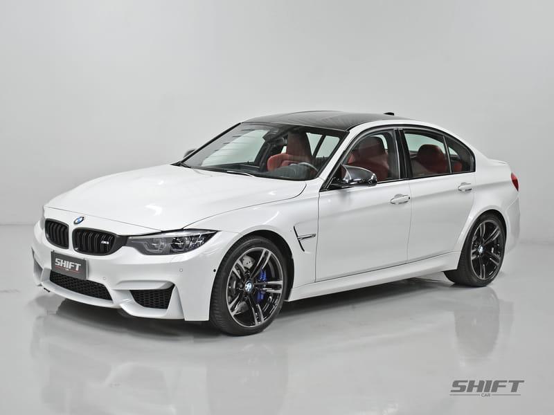 BMW M3 SEDAN 3.0 BI-TURBO 24V 4P