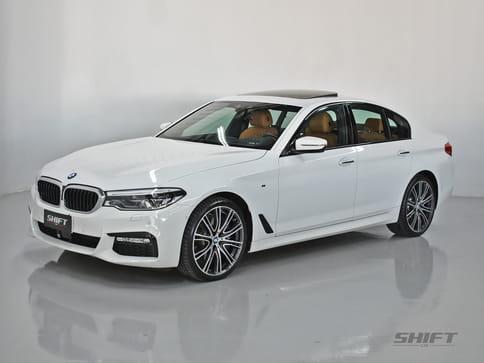 BMW 540i 3.0 24V TURBO GASOLINA M SPORT AUT