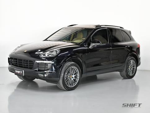 PORSCHE CAYENNE 3.6 V6 300CV PLATINUM EDITION 4WD