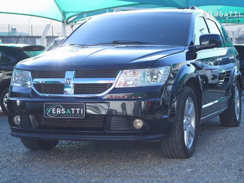 2011 dodge journey rt 2.7 v6