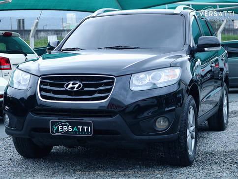 HYUNDAI SANTA FE V6 3.5 AWD 5L