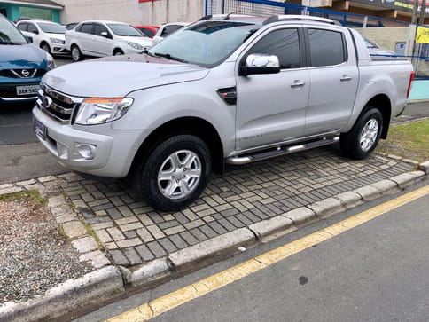 FORD RANGER 2.5 XLT LIMITED 16V 4X2 CD FLEX 4P MANUAL