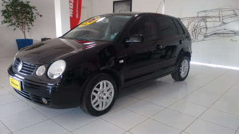 2006 volkswagen polo 1.6 mi 8v total flex