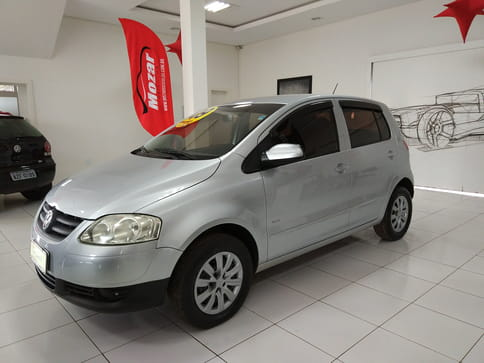 2009 volkswagen fox 1.6 plus