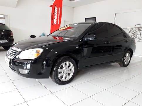2009 kia cerato sedan ex-at 1.6 16v 4p