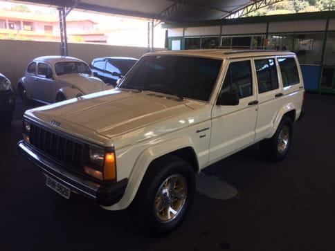1988 jeep cherokee sport 4x4 4.0 v-6 4p