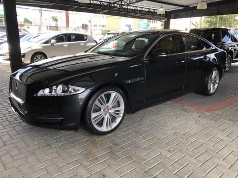 2013 jaguar xj supercharger 5.0 v8 32v 510 aut