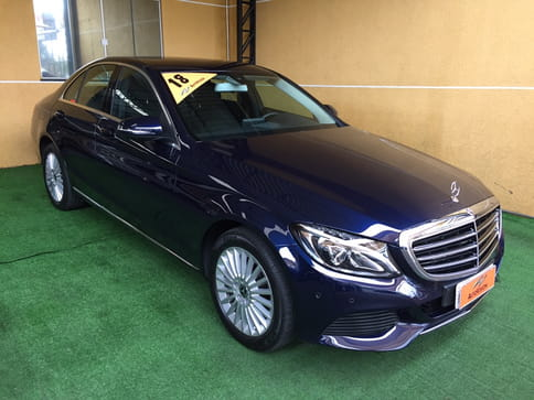 MERCEDES-BENZ C-180 EXCLUSIVE 1.6