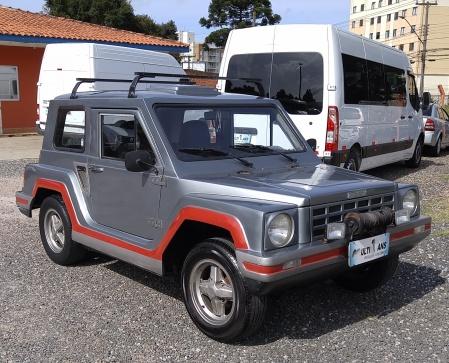 1986 gurgel x-12 tr xavante 1.6 2p
