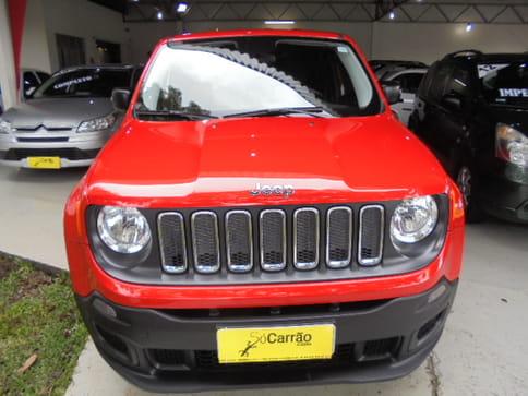 2016 jeep renegade1.8 4x2 16v