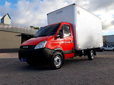 2014 iveco daily chassi 35s14 2p (dies.)(e5)