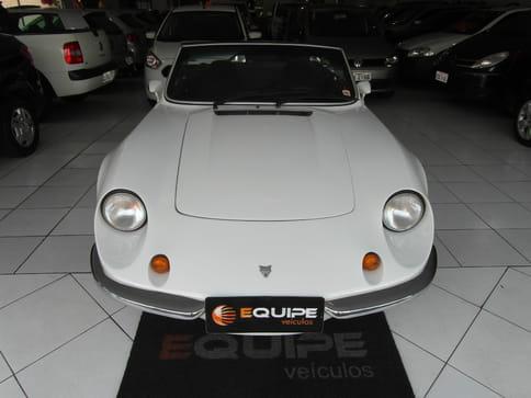 1978 PUMA GTS 1.6 CONVERSIVEL