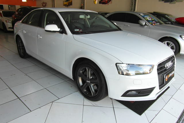 AUDI A4 1.8 TIP/MULTITRONIC TURBO