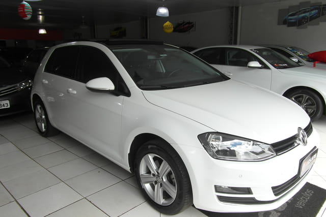 VOLKSWAGEN GOLF 1.4 TSI HIGHLINE 16V TOTAL FLEX 4P TIPTRONIC